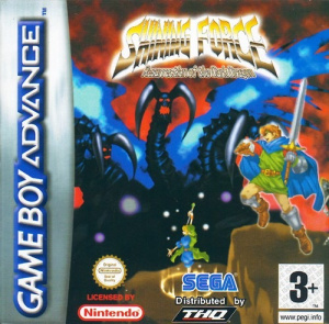 Shining Force : Resurrection of the Dark Dragon sur GBA