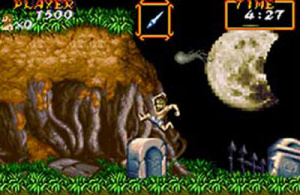 Super Ghouls'n Ghosts