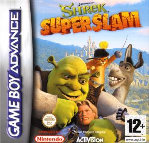 Shrek : SuperSlam sur GBA