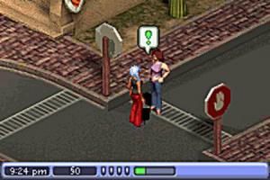 Les Sims 2 - Gameboy Advance