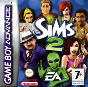Les Sims 2 sur GBA
