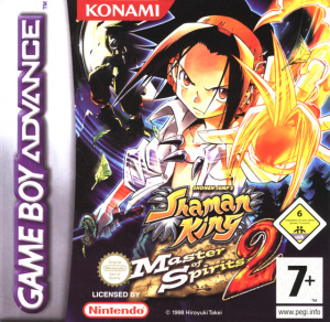 Shaman King : Master of Spirits 2 sur GBA