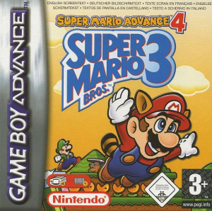Super Mario Advance 4 : Super Mario Bros. 3 sur GBA