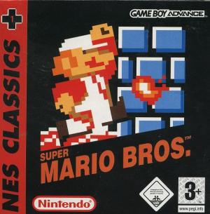 Super Mario Bros. sur GBA