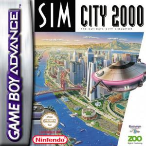 SimCity 2000 sur GBA