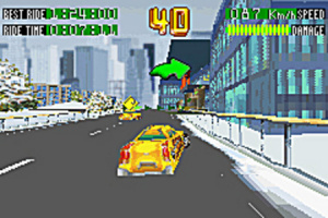 Smashing Drive revient sur GBA