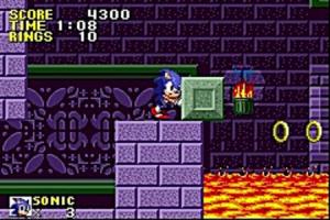 Images : Sonic retourne dans le passé