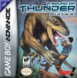 A Sound of Thunder sur GBA