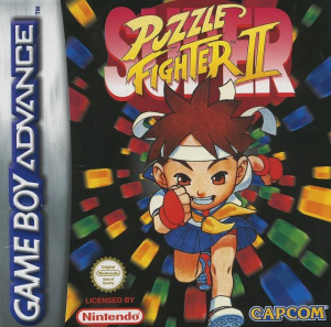 Super Puzzle Fighter 2 sur GBA