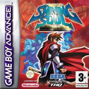 Shining Soul II sur GBA