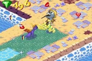Spyro 2 : Season Of Flame