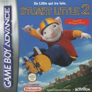 Stuart Little 2 sur GBA