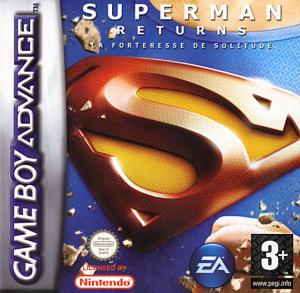 Superman Returns : La Forteresse de Solitude sur GBA