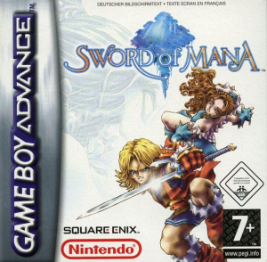 Sword of Mana sur GBA