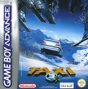 Taxi 3 sur GBA