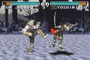 Tekken GBA en images