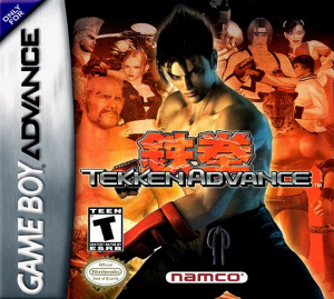 Tekken Advance sur GBA