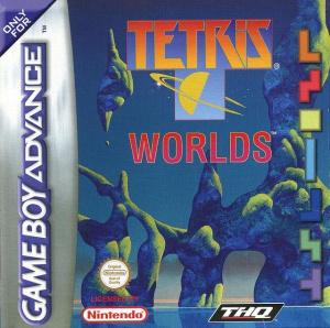 Tetris Worlds sur GBA