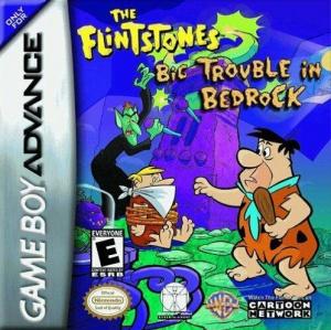 The Flintstones : Big Trouble in Bedrock sur GBA