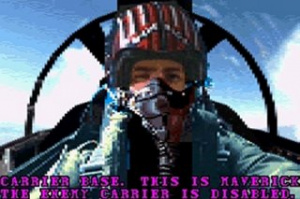 Top Gun bientôt sur GBA