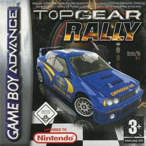Top Gear Rally sur GBA