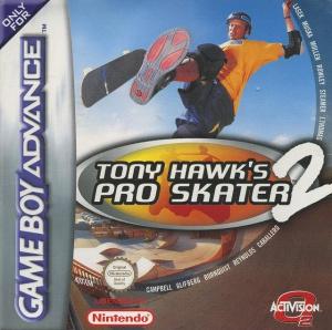 Tony Hawk's Pro Skater 2 sur GBA