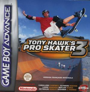 Tony Hawk's Pro Skater 3 sur GBA