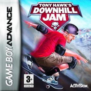 Tony Hawk's Downhill Jam sur GBA