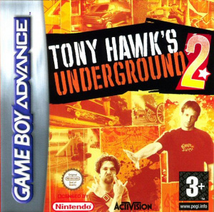 Tony Hawk's Underground 2 sur GBA