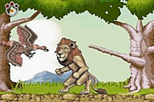 Images : The Wild sur GBA
