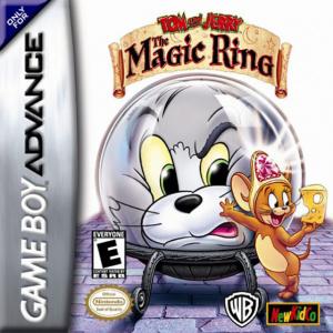 Tom and Jerry : L'Anneau Magique sur GBA