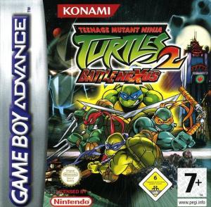 Teenage Mutant Ninja Turtles 2 : Battle Nexus sur GBA