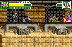 ECTS : les Tortues Ninja sur GBA
