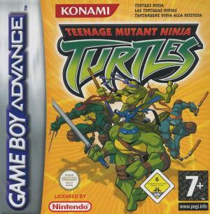 Teenage Mutant Ninja Turtles sur GBA
