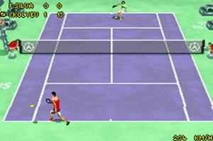 Tennis Masters Series 2003 GBA