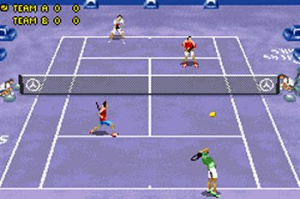 Tennis Masters Series 2003 : Le site