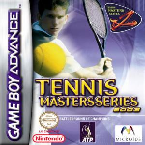 Tennis Masters Series 2003 sur GBA