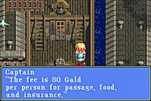 Images : Tales Of Phantasia illustré
