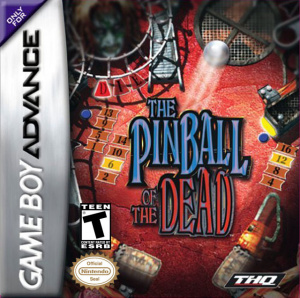 The Pinball of the Dead sur GBA