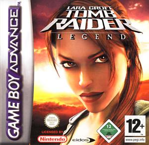 Tomb Raider Legend sur GBA