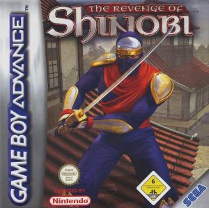 The Revenge of Shinobi sur GBA