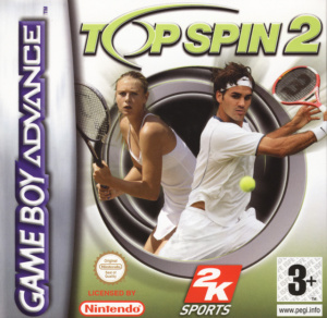Top Spin 2 sur GBA