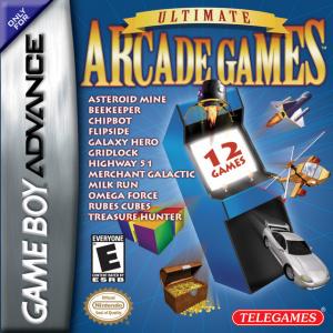 Ultimate Arcade Games sur GBA