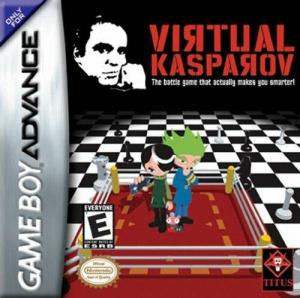 Virtual Kasparov sur GBA