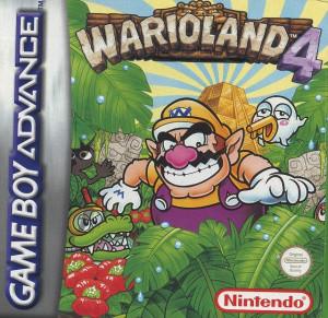 Wario Land 4 sur GBA