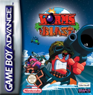 Worms Blast sur GBA