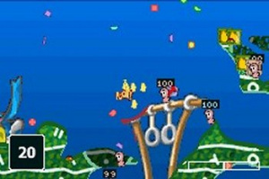 Worms GBA : Les images