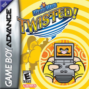 Wario Ware Twisted ! sur GBA