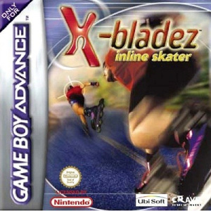 X-bladez : Inline Skater sur GBA