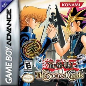Yu-Gi-Oh! Les Cartes Sacrées sur GBA